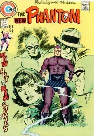Phantom (1962-1977)#60