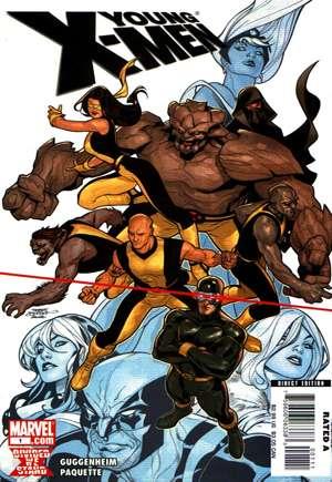 Young X-Men (2008-2009)#1A