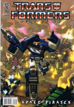 Transformers: Best of the UK - Space Pirates#2A