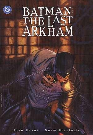 Batman: The Last Arkham#TPB