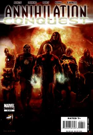 Annihilation: Conquest (2008) #6