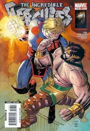 Incredible Hercules (2008-2010)#116