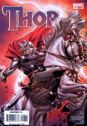 Thor (2007-2011)#8B