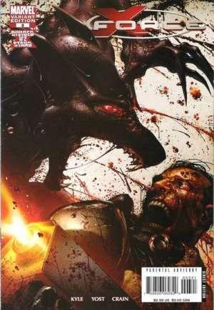 X-Force (2008-2010)#3B