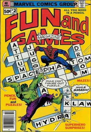 Marvel Fun and Games (1979-1980) #2