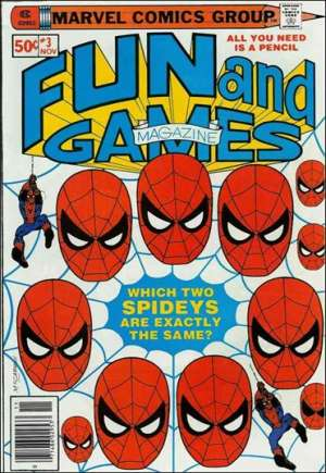 Marvel Fun and Games (1979-1980) #3
