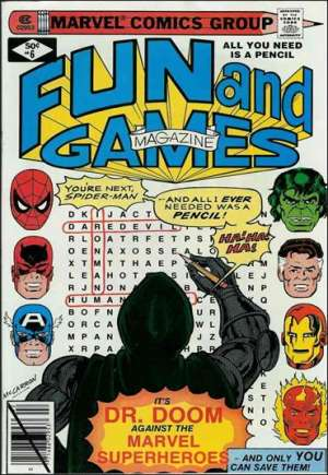 Marvel Fun and Games (1979-1980)#6B