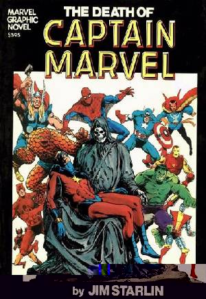 Marvel Graphic Novel (1982-1988)#GN Vol 1A
