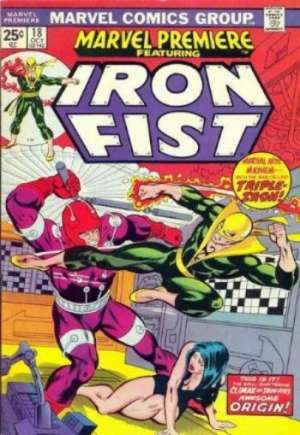 Marvel Premiere (1972-1981)#18