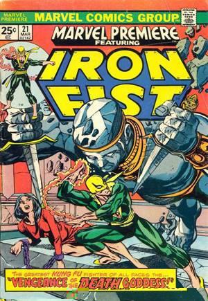 Marvel Premiere (1972-1981)#21