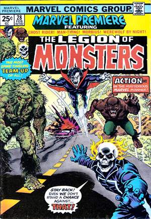 Marvel Premiere (1972-1981)#28A