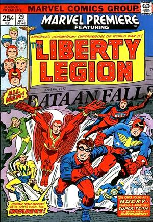 Marvel Premiere (1972-1981)#29A