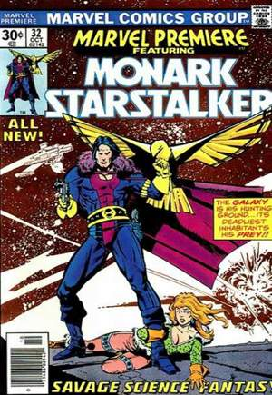 Marvel Premiere (1972-1981)#32