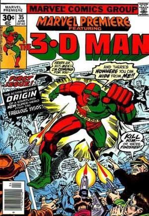 Marvel Premiere (1972-1981)#35
