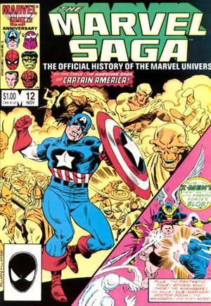 Marvel Saga (1985-1987)#12
