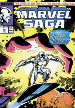 Marvel Saga (1985-1987)#25