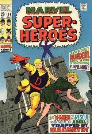 Marvel Super-Heroes (1967-1982)#24