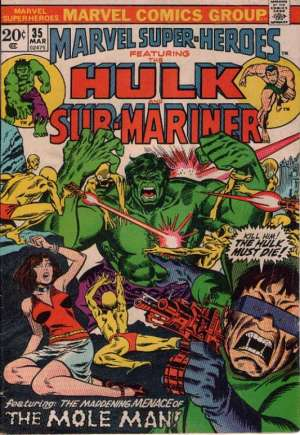 Marvel Super-Heroes (1967-1982)#35