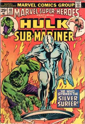 Marvel Super-Heroes (1967-1982) #48