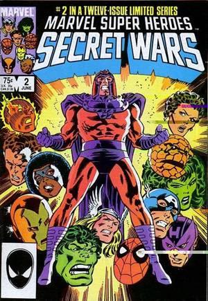 Marvel Super-Heroes Secret Wars (1984-1985)#2B