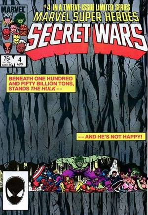 Marvel Super-Heroes Secret Wars (1984-1985)#4B