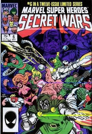 Marvel Super-Heroes Secret Wars (1984-1985)#6B