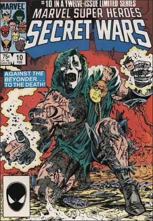 Marvel Super-Heroes Secret Wars (1984-1985) #10B