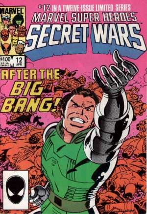 Marvel Super-Heroes Secret Wars (1984-1985)#12B