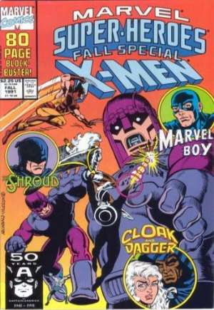 Marvel Super-Heroes (1990-1993)#7B