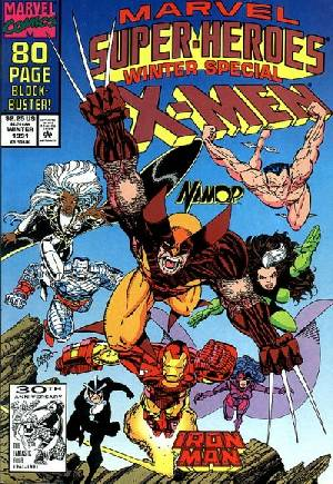 Marvel Super-Heroes (1990-1993)#8