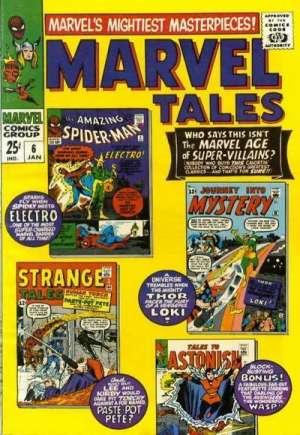 Marvel Tales (1964-1994)#6