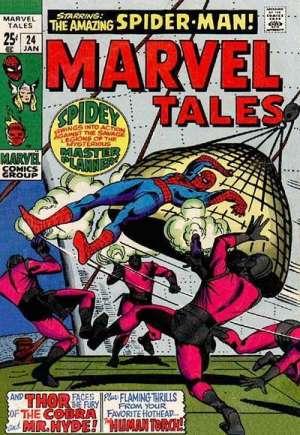 Marvel Tales (1964-1994)#24