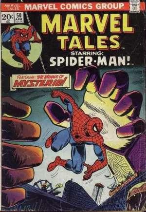 Marvel Tales (1964-1994)#50