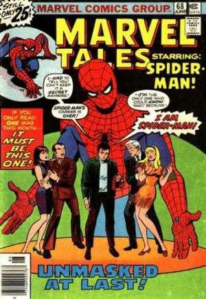 Marvel Tales (1964-1994)#68A