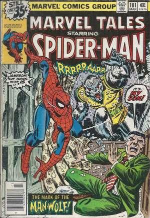 Marvel Tales (1964-1994)#101