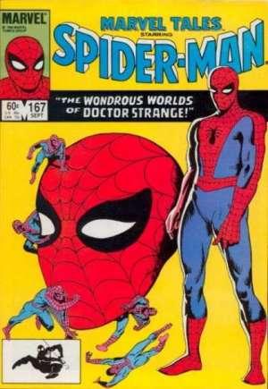 Marvel Tales (1964-1994)#167