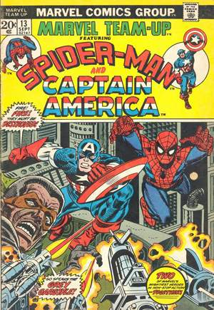 Marvel Team-Up (1972-1985)#13