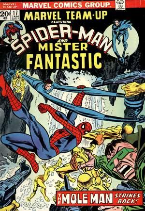 Marvel Team-Up (1972-1985)#17