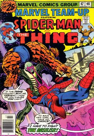 Marvel Team-Up (1972-1985)#47A