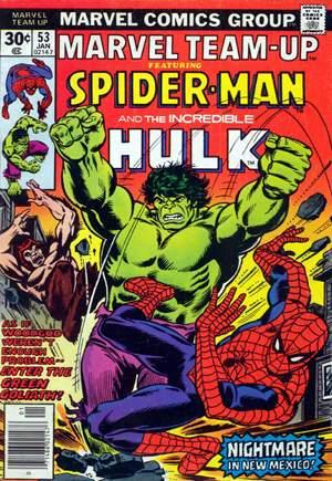 Marvel Team-Up (1972-1985)#53A