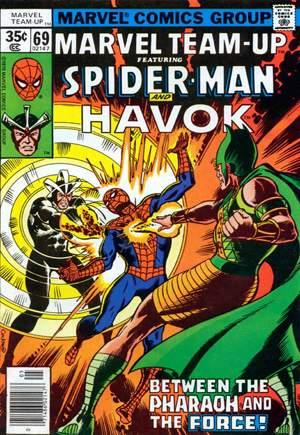 Marvel Team-Up (1972-1985)#69A
