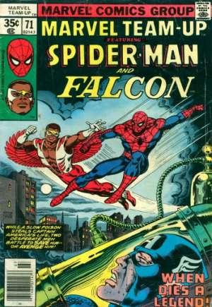 Marvel Team-Up (1972-1985)#71