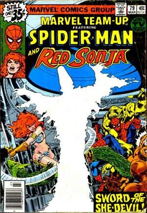Marvel Team-Up (1972-1985)#79A