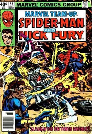 Marvel Team-Up (1972-1985)#83A