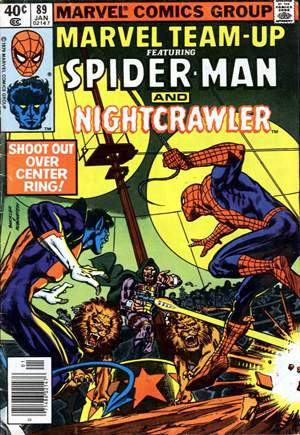 Marvel Team-Up (1972-1985)#89A