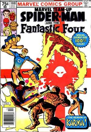 Marvel Team-Up (1972-1985)#100A