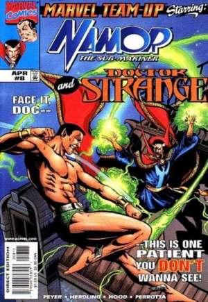 Marvel Team-Up (1997-1998)#8