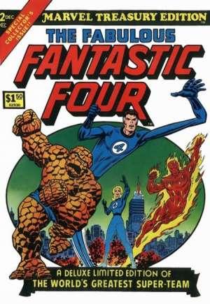 Marvel Treasury Edition (1974-1981)#2