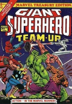 Marvel Treasury Edition (1974-1981)#9
