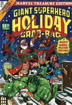 Marvel Treasury Edition (1974-1981)#13